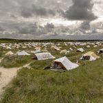 Genieten op een camping aan zee