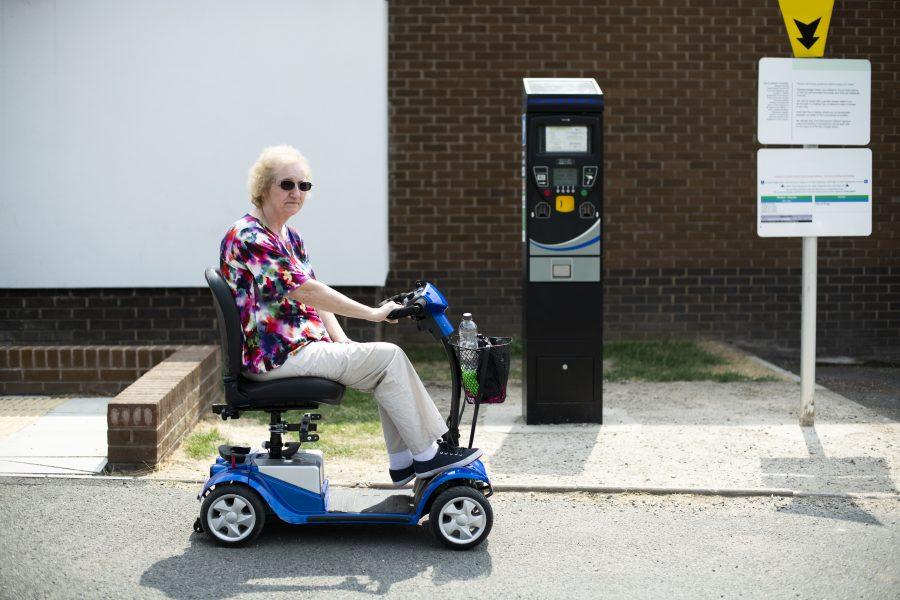Mobiliteit in uw eigen regio