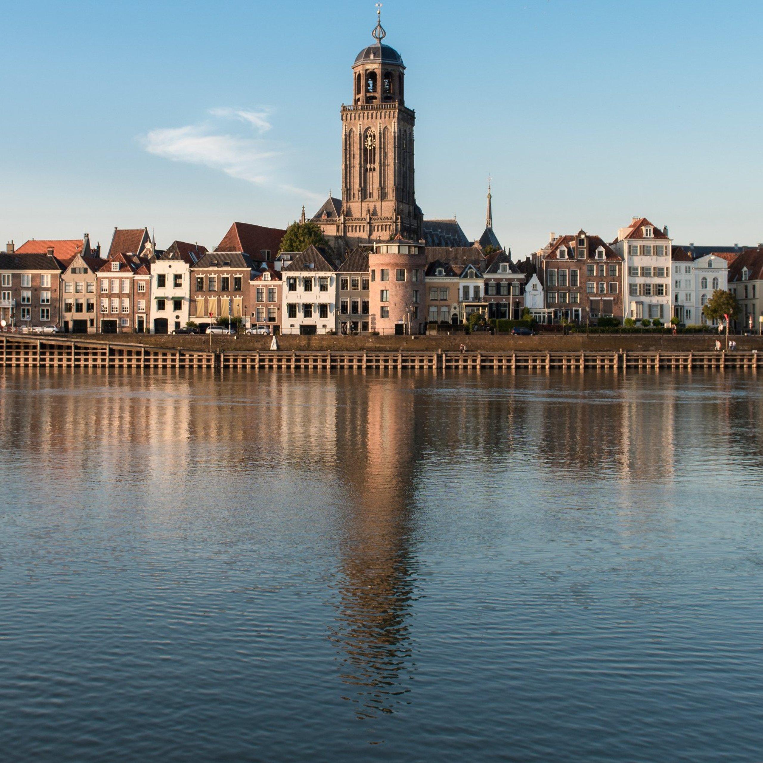 Verhuizen naar Deventer? Maak het jezelf gemakkelijk