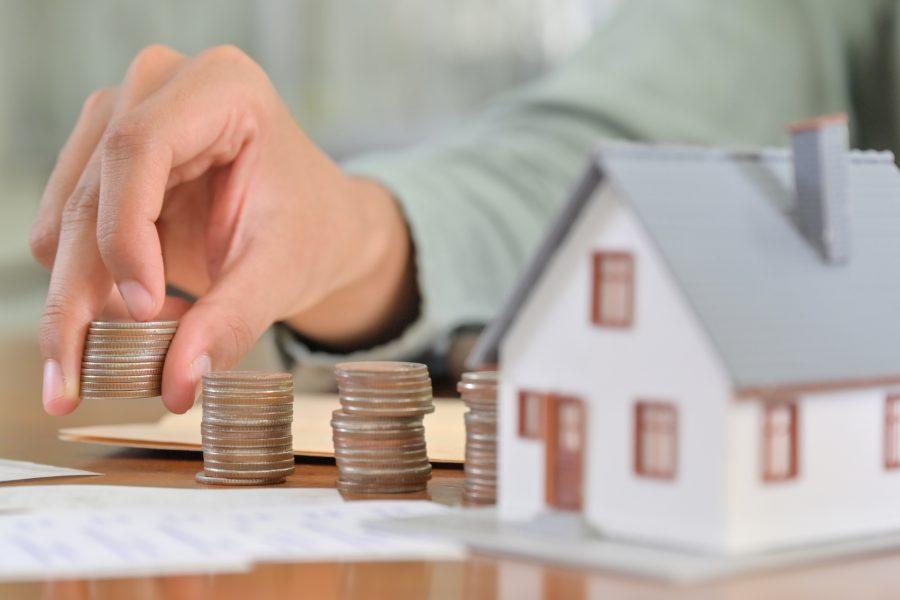 Stappen bij het kopen van een eerste huis